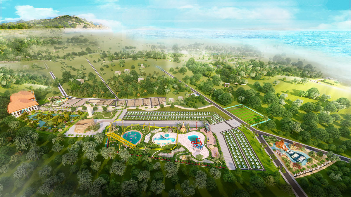 eco bangkok villas bình châu