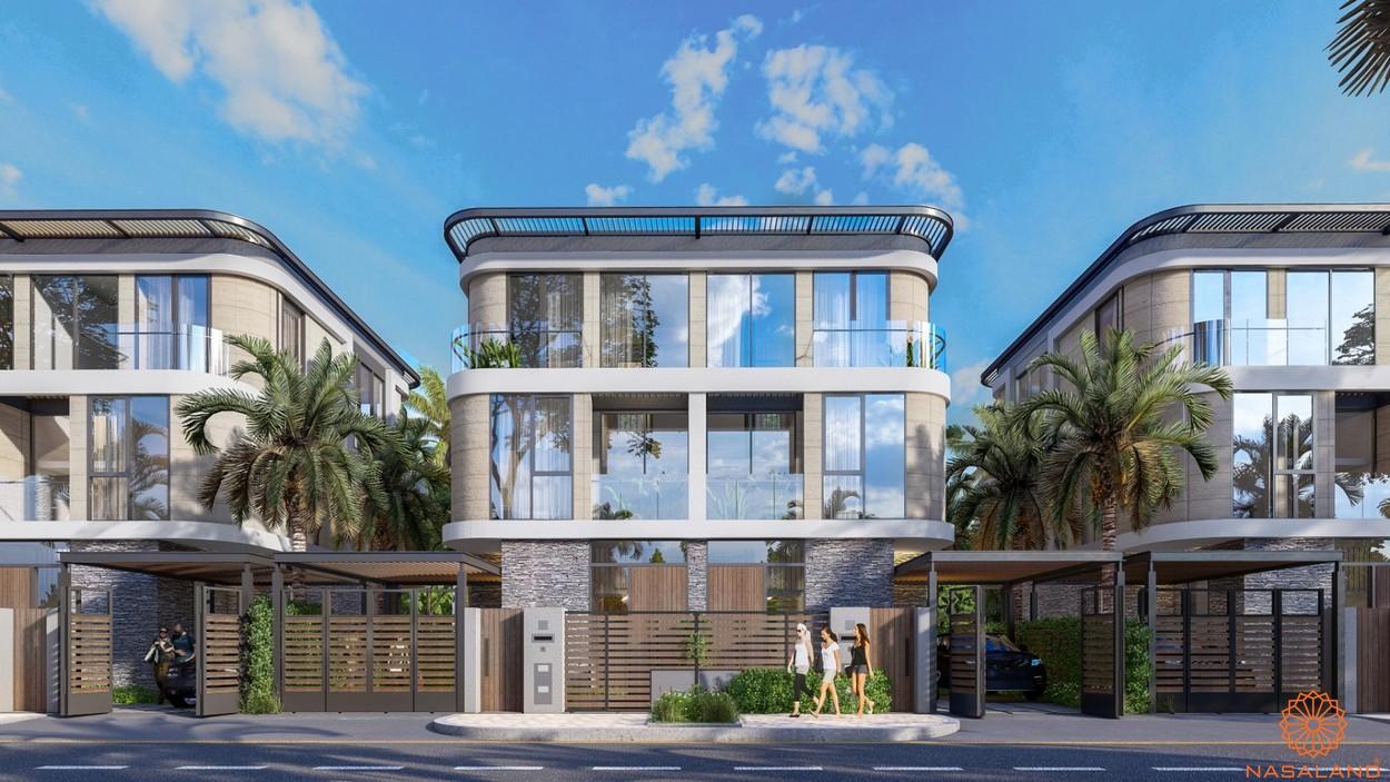 Nhà mẫu KDL Lạc Việt Bình Thuận (Venezia Beach) - Semi Detached Villa