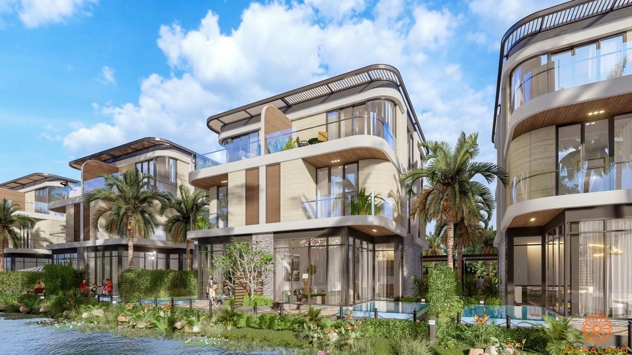Thiết kế KDL Lạc Việt Bình Thuận (Venezia Beach) - Semi Detached Villa