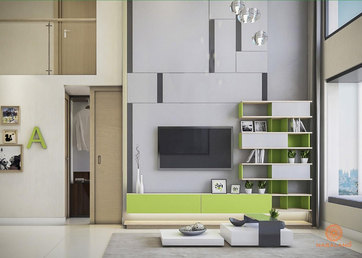 Thiết kế tại dự án căn hộ La Astoria Quận 2