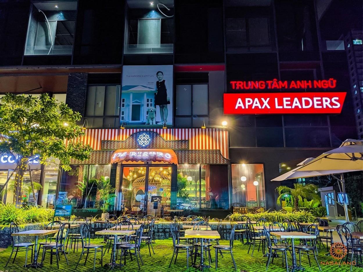 Trung tâm anh ngữ Apax Leaders tại dự án La Astoria Quận 2