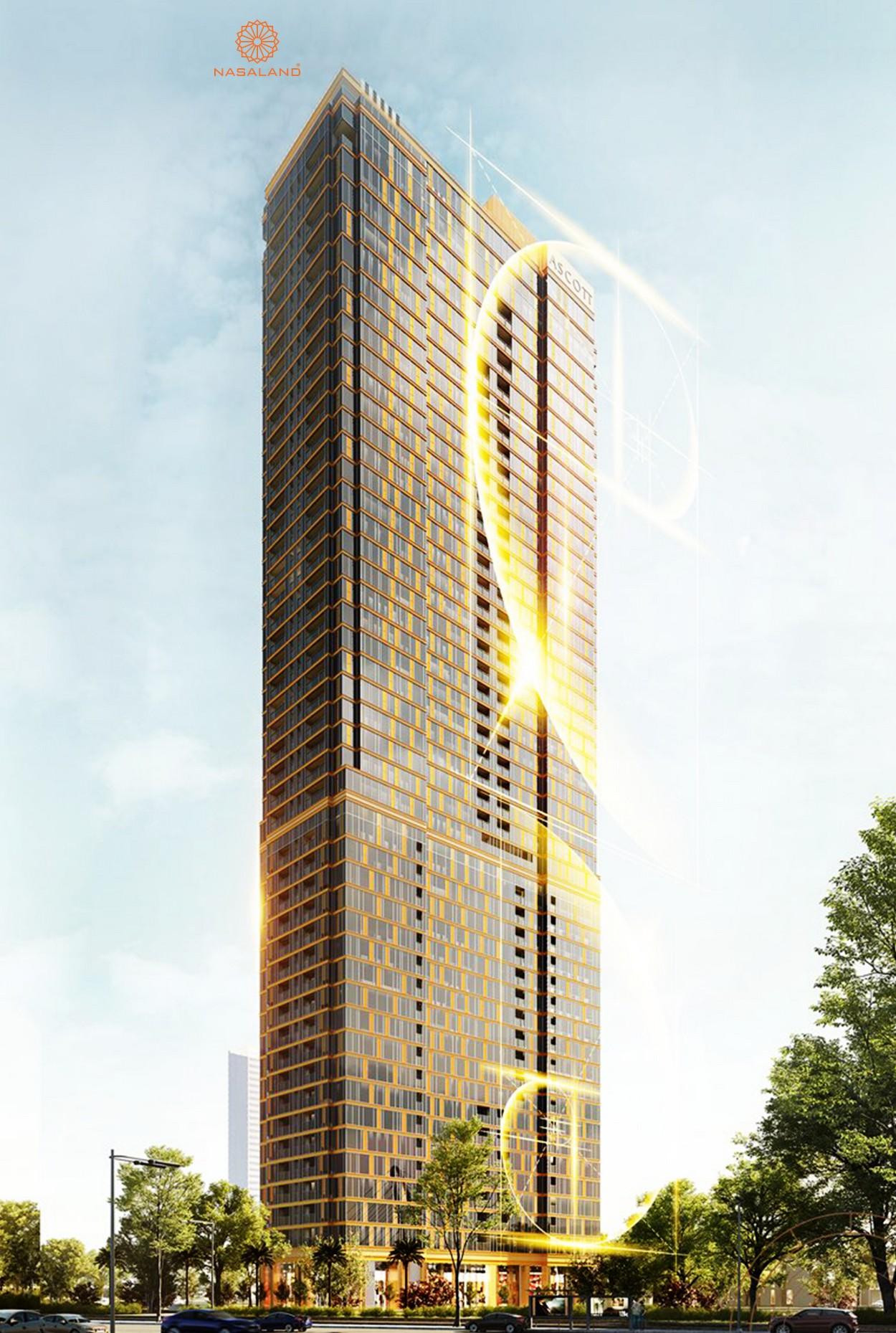 căn hộ Centennial Ba son được thiết kế theo tỉ lệ vàng Fibonacci