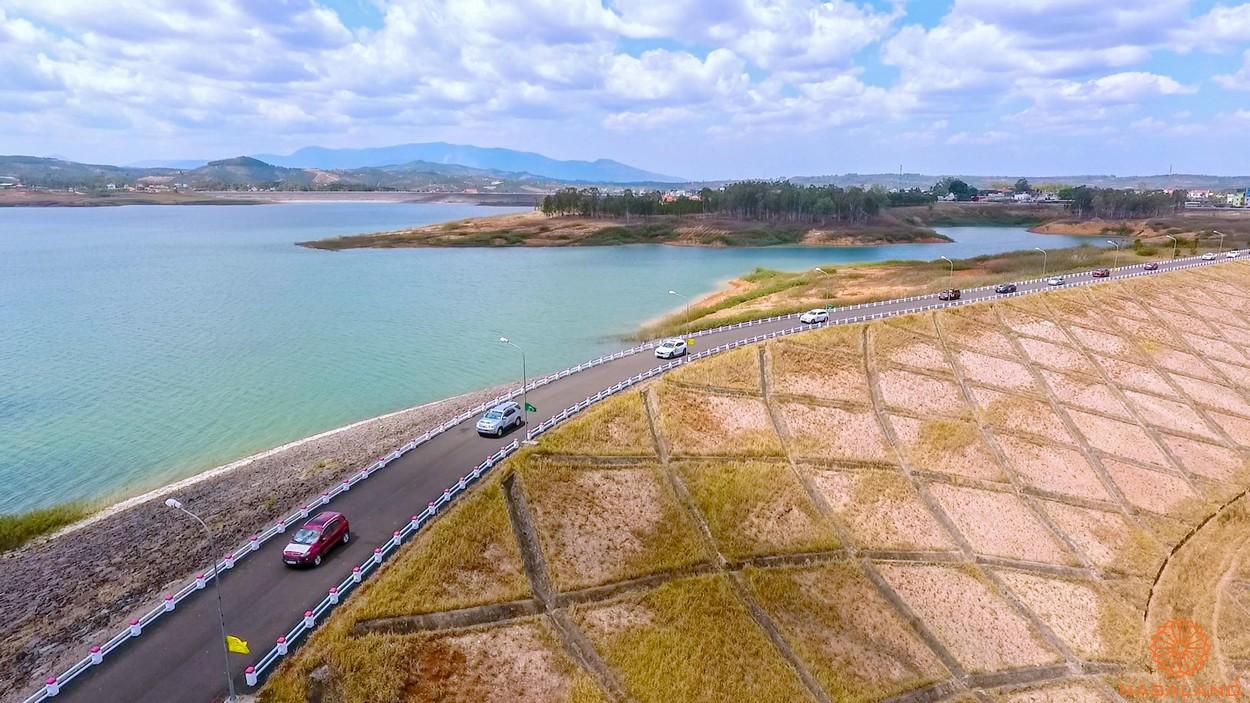 Hình ảnh thực tế dự án Khu đô thị Nam Đà Lạt
