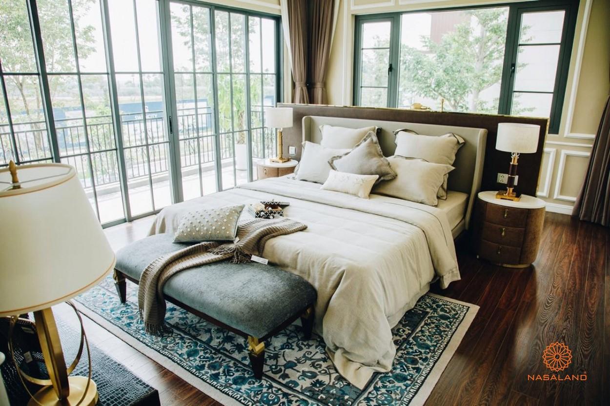 Nhà mẫu phòng ngủ dự án Swan Bay Đại Phước