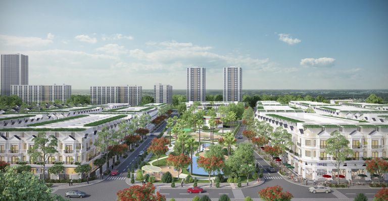 tổng quan dự án tiến lộc garden