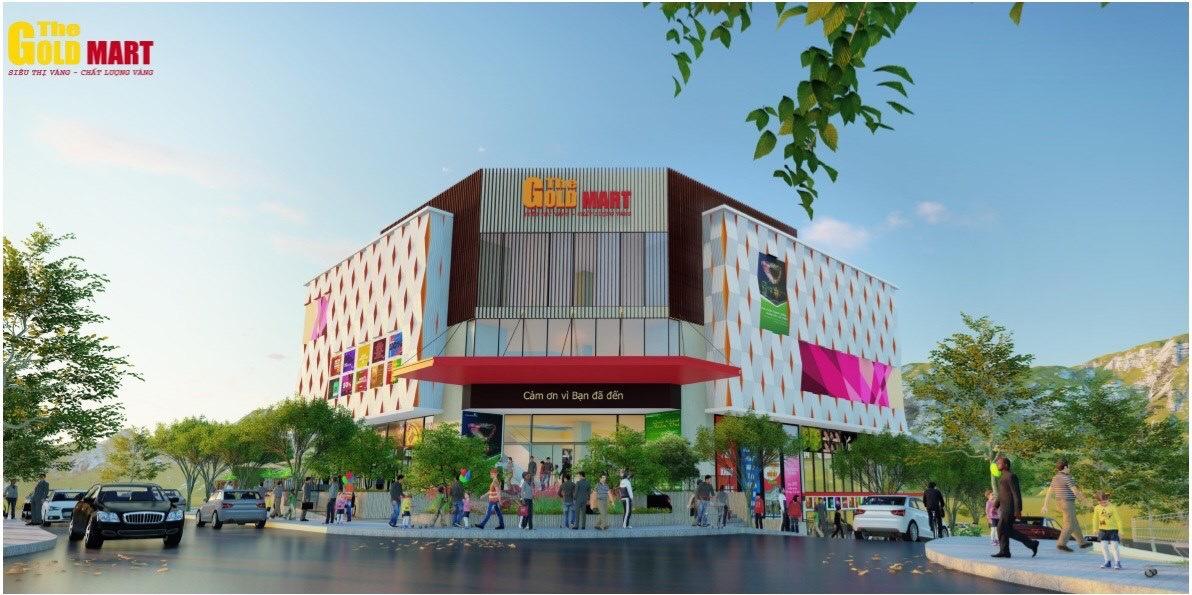 Hình ảnh phối cảnh dự án dự án Tà Bế Gold City Đồng Xoài