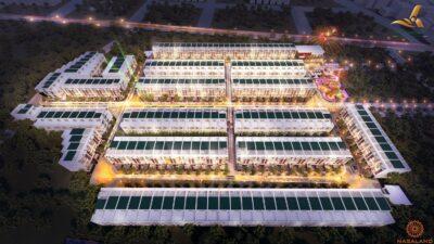 Hình ảnh phối cảnh dự án đất nền Asian Lake View Đồng Xoài