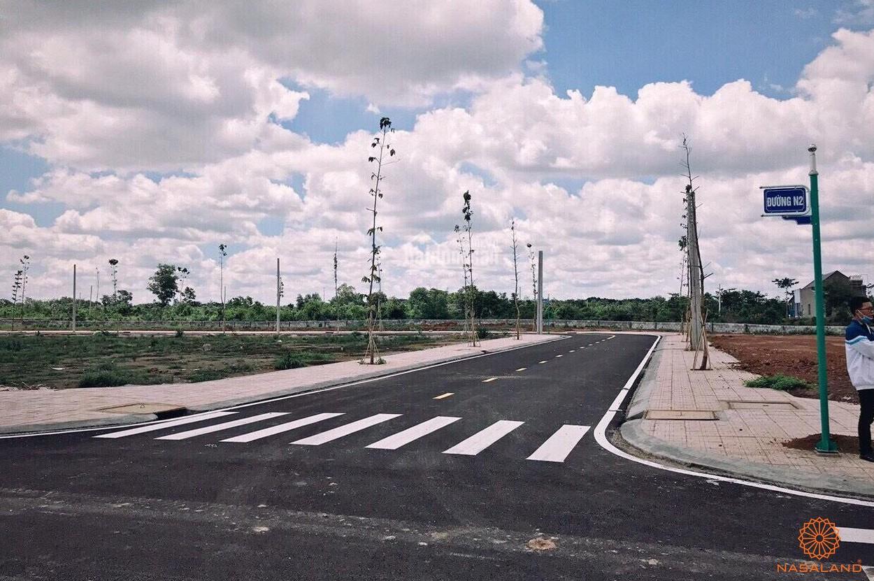 Tiến độ dự án Asian Lake View Đồng Xoài đường Tiến Thành