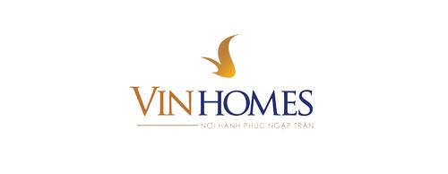 Logo Vinhomes - Thương hiệu Bất động sản của Tập đoàn Vingroup - CDT The Rainbow