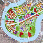 Toàn cảnh Khu đô thị mới Thủ Thiêm trong tương lai