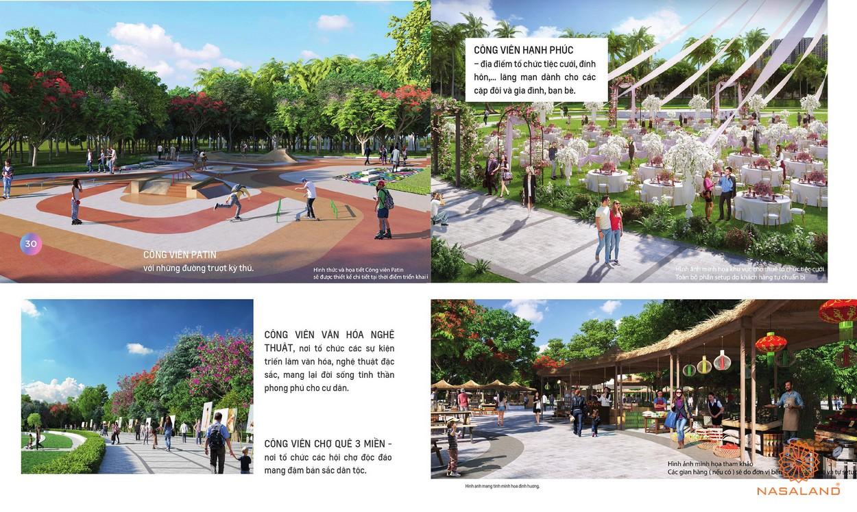 7 lý do lựa chọn khu đô thị Vinhomes Grand Park Quận 9