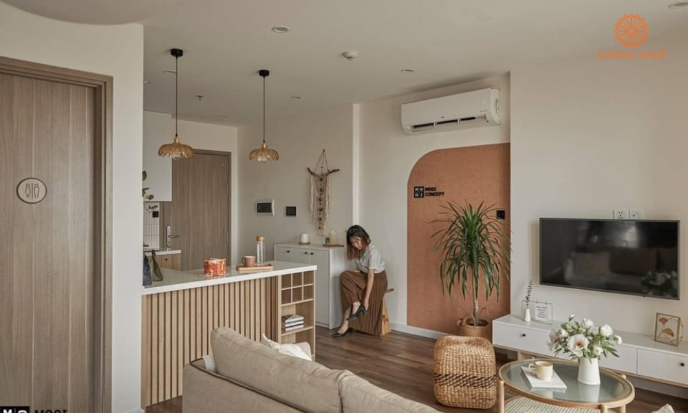 Nội thất căn hộ VINHOMES GRAND PARK Quận 9