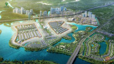Hình ảnh phối cảnh dự án nhà phố Vinhomes Grand Park Quận 9 Chủ đầu tư Vingroup