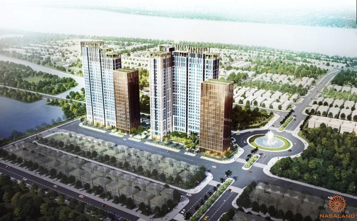 Tổng quan dự án căn hộ CitiAlto