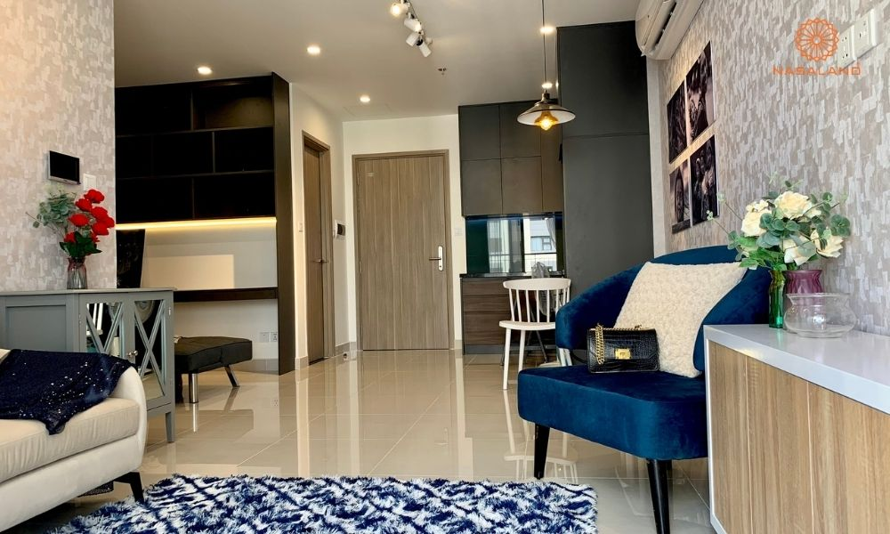 Hình ảnh nội thất căn RAINBOW - Vinhomes Grand Park Quận 9