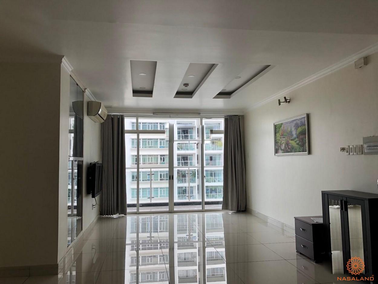 Hình thực tế dự án căn hộ Hoàng Anh Riverview Quận 2 đường 37 Nguyễn Văn Hưởng chủ đầu tư Hoàng Anh Gia Lai