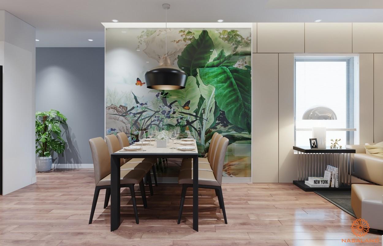Nhà mẫu dự án căn hộ Hoàng Anh Riverview Quận 2