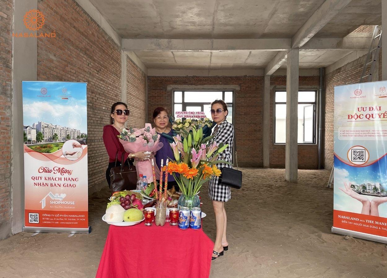 Nasaland hỗ trợ khách hàng nhận nhà dự án VINHOMES GRAND PARK QUẬN 9