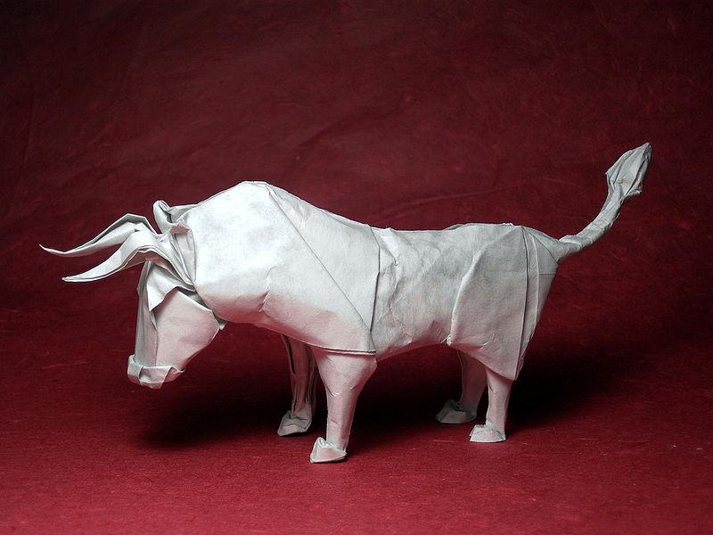 origami nghệ thuật xếp hình Nhật Bản