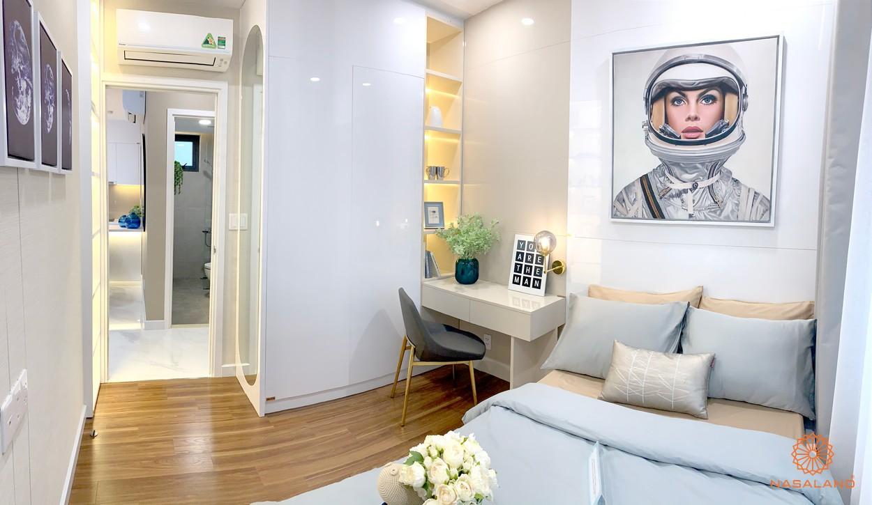 Nhà mẫu căn hộ D'lusso Emerald