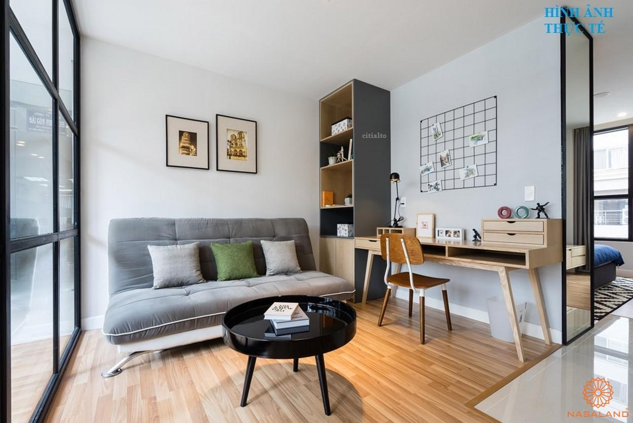 Thiết kế điển hình của căn hộ CitiAlto