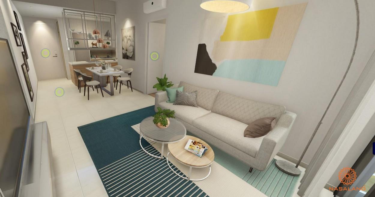 Nhà mẫu phòng khách Q2 Thảo Điền