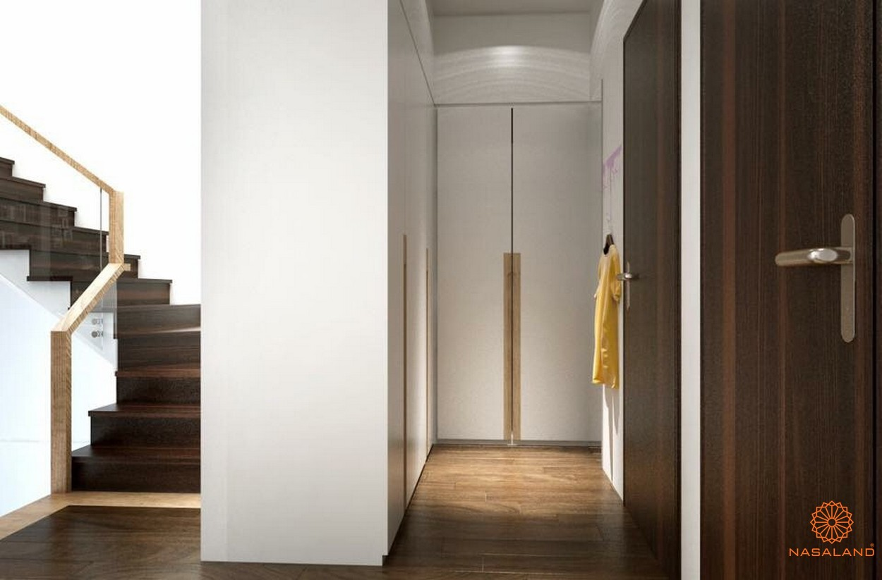 Nhà mẫu dự án biệt thự, căn hộ The Garland Quận 9