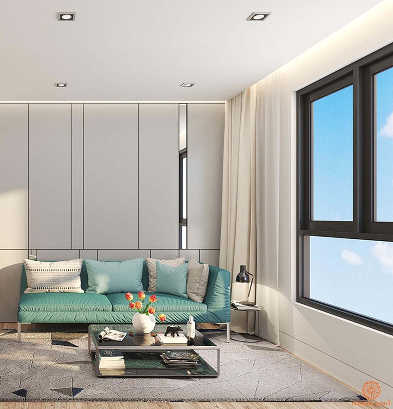 Nhà mẫu của căn hộ CitiAlto