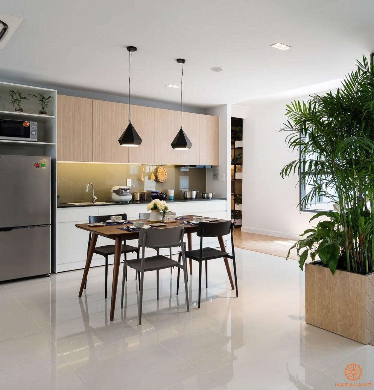 Hình ảnh nhà mẫu điển hình của dự án căn hộ CitiEsto