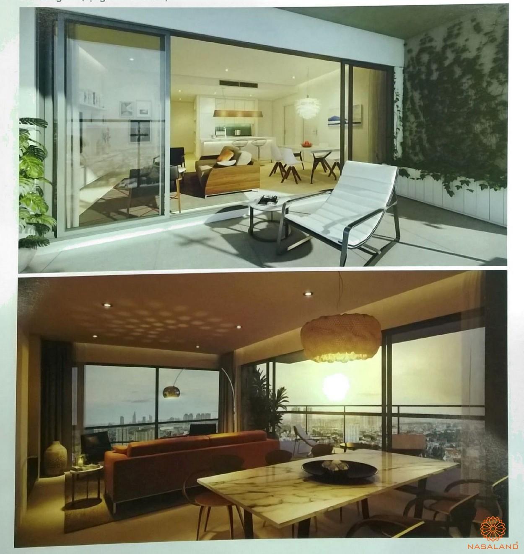 Nhà mẫu dự án căn hộ Gateway Thảo Điền Quận 2