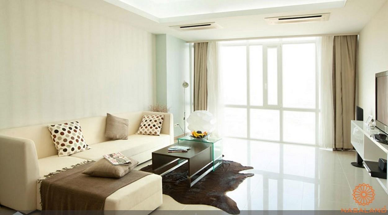 Nhà mẫu tổng thể dự án căn hộ Imperia An Phú quận 2