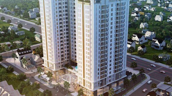 Hình ảnh phối cảnh dự án căn hộ De Capella Quận 2 Chủ đầu tư Quốc Cường Gia Lai Group