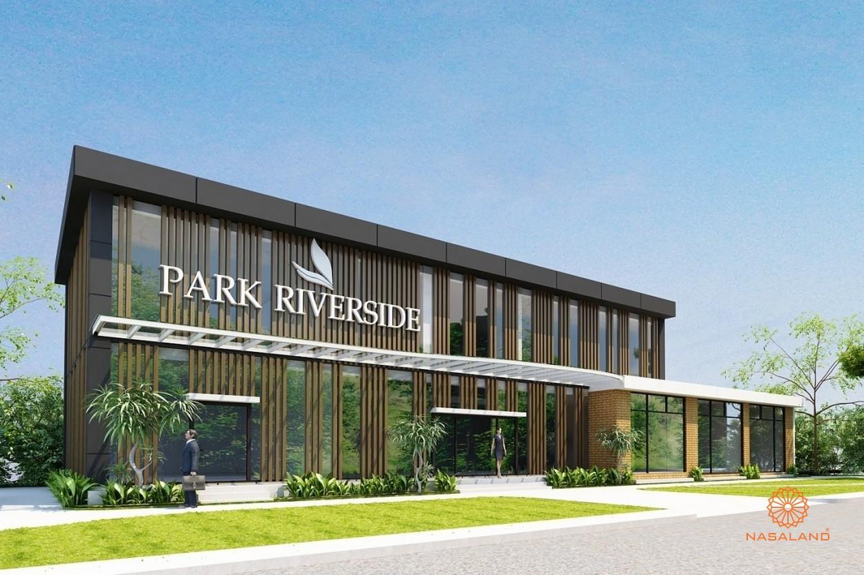 Phối cảnh dự án nhà phố Park Riverside Quận 9