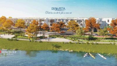 Hình ảnh phối cảnh dự án nhà phố Rio Vista Quận 9 Chủ đầu tư CDT MIK