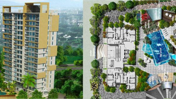 Thiết kế dự án nhà phố Riverscape South Quận 9 đường Trường Thạnh