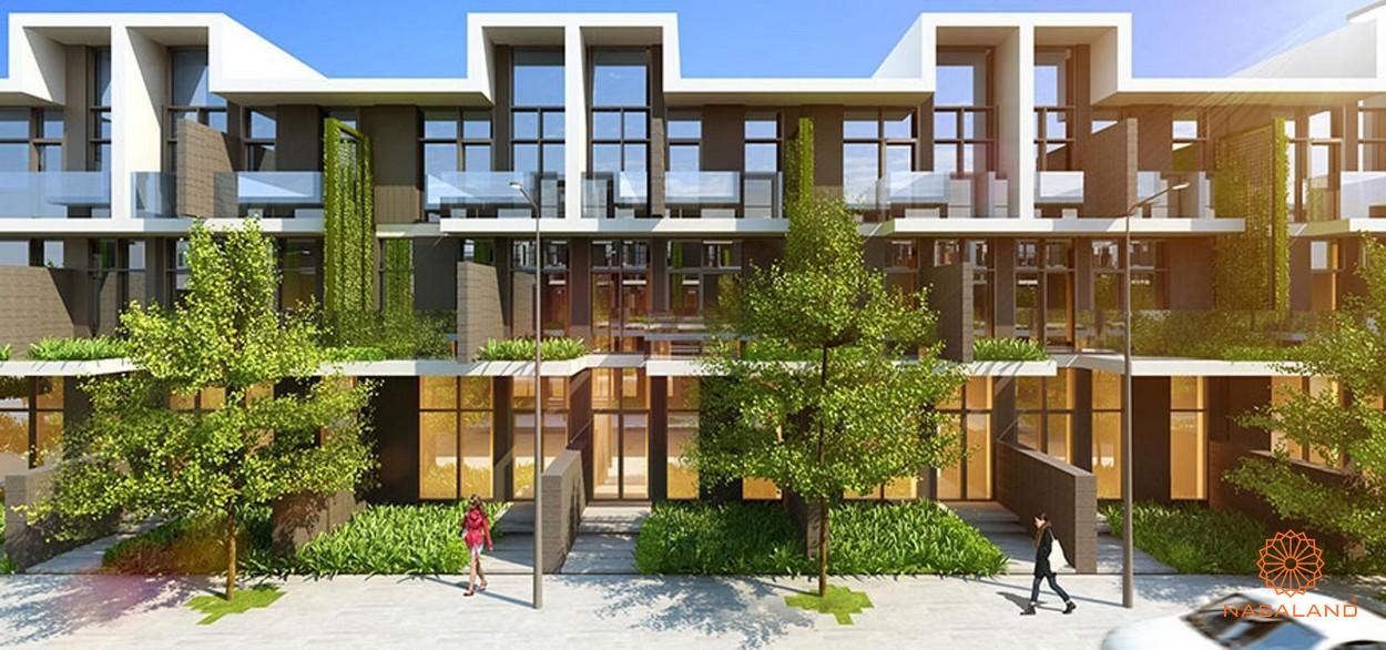 Thiết kế căn hộ Citi Bella Quận 2 bắt nắng và nhiều cây xanh