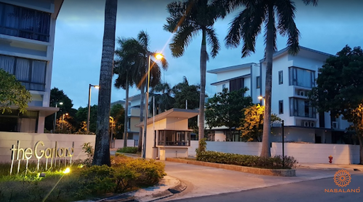 Thiết kế dự án biệt thự, căn hộ The Garland Quận 9