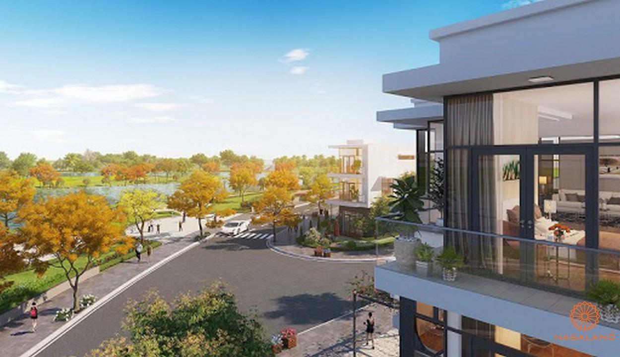 Thiết kế dự án nhà phố, biệt thự Rio Vista Quận 9