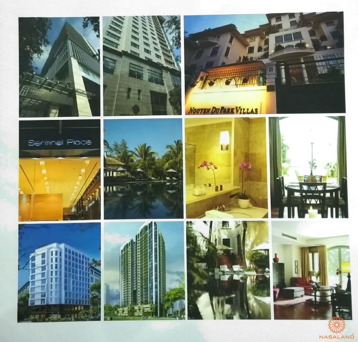 Thiết kế dự án căn hộ Gateway Thảo Điền Quận 2