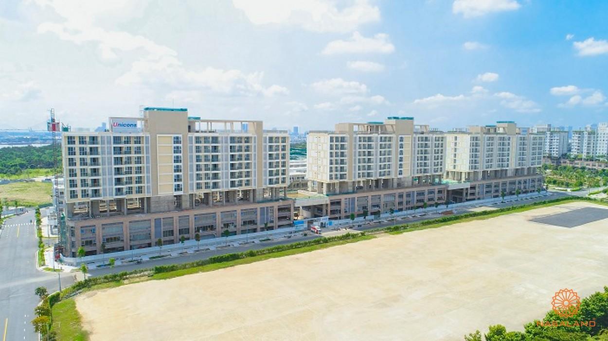 Tiến độ dự án căn hộ Sarimi Quận 2
