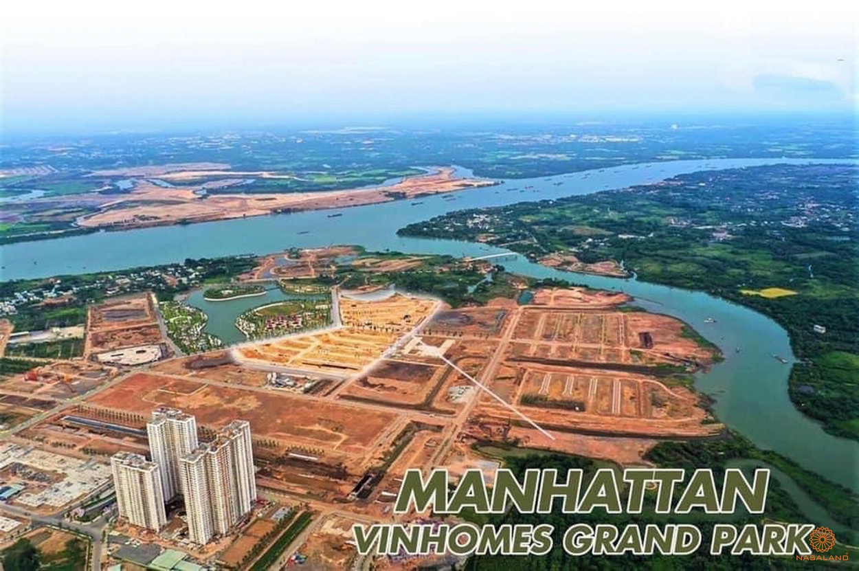The Manhattan thực thế tại VHGP