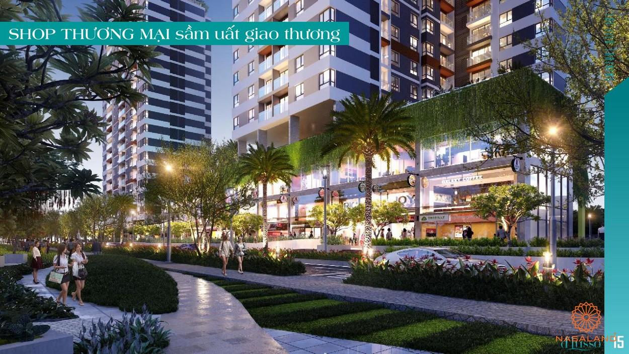 Tiện ích dự án căn hộ D'lusso Emerald Quận 2 đường Nguyễn Thị Định chủ đầu tư Điền Phúc Thành