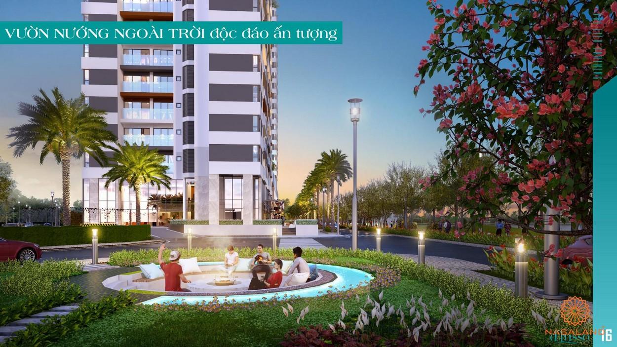 Tiện ích dự án căn hộ D'lusso Emerald Nguyễn Thị Định chủ đầu tư Điền Phúc Thành