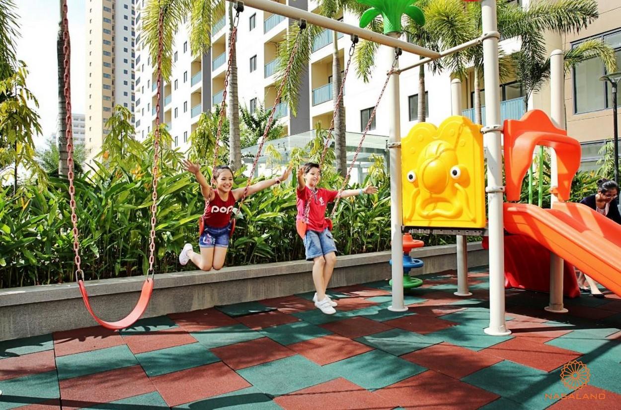 Khu vui chơi trẻ em tại New City quận 2