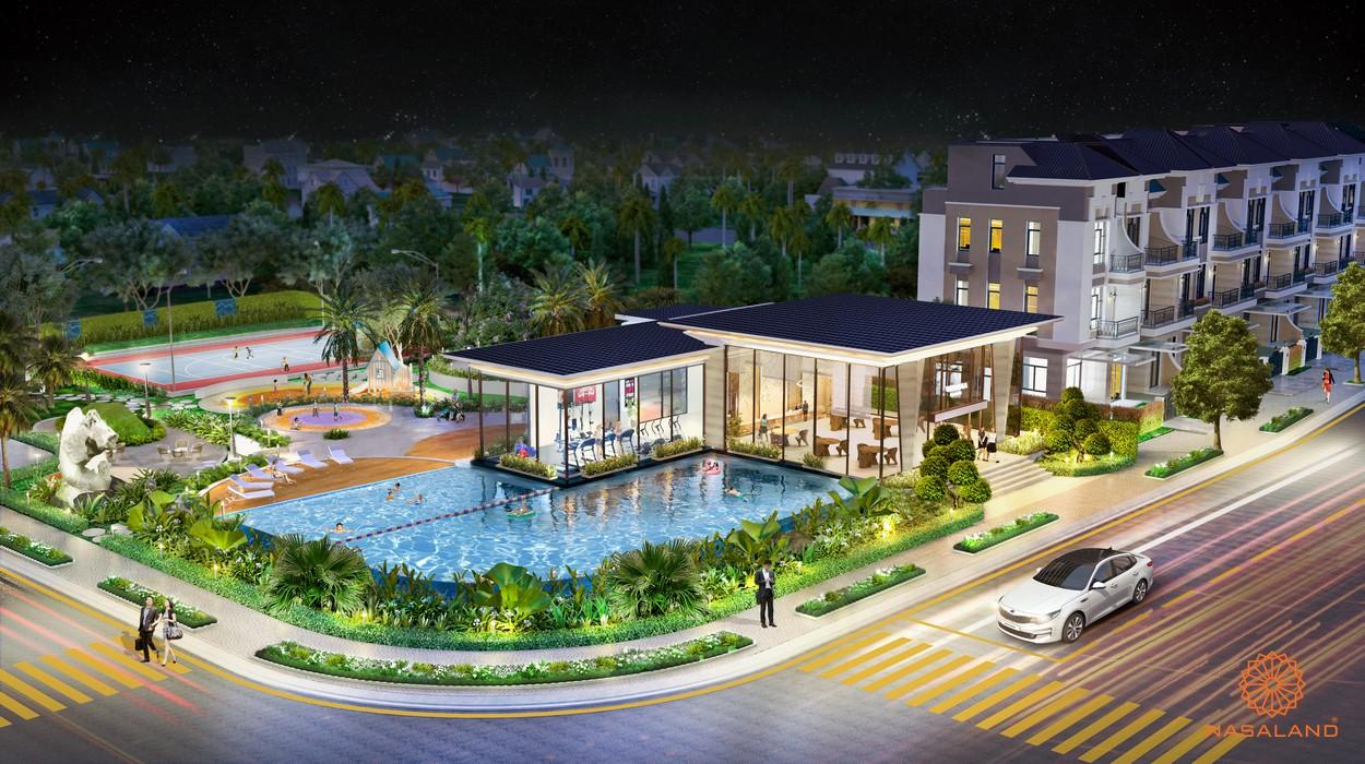 Tiện ích đặc sắc tại dự án nhà phố Verosa Park Khang Điền Quận 9