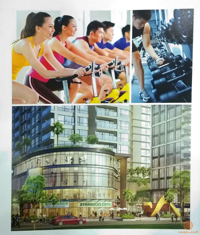 Tiện ích dự án căn hộ Gateway Thảo Điền Quận 2 Chủ đầu tư Sơn Kim Land