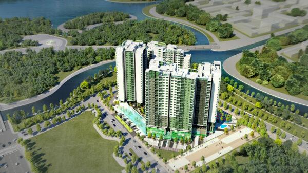 Hình ảnh phối cảnh dự án căn hộ Sadora Apartment Quận 2 Chủ đầu tư