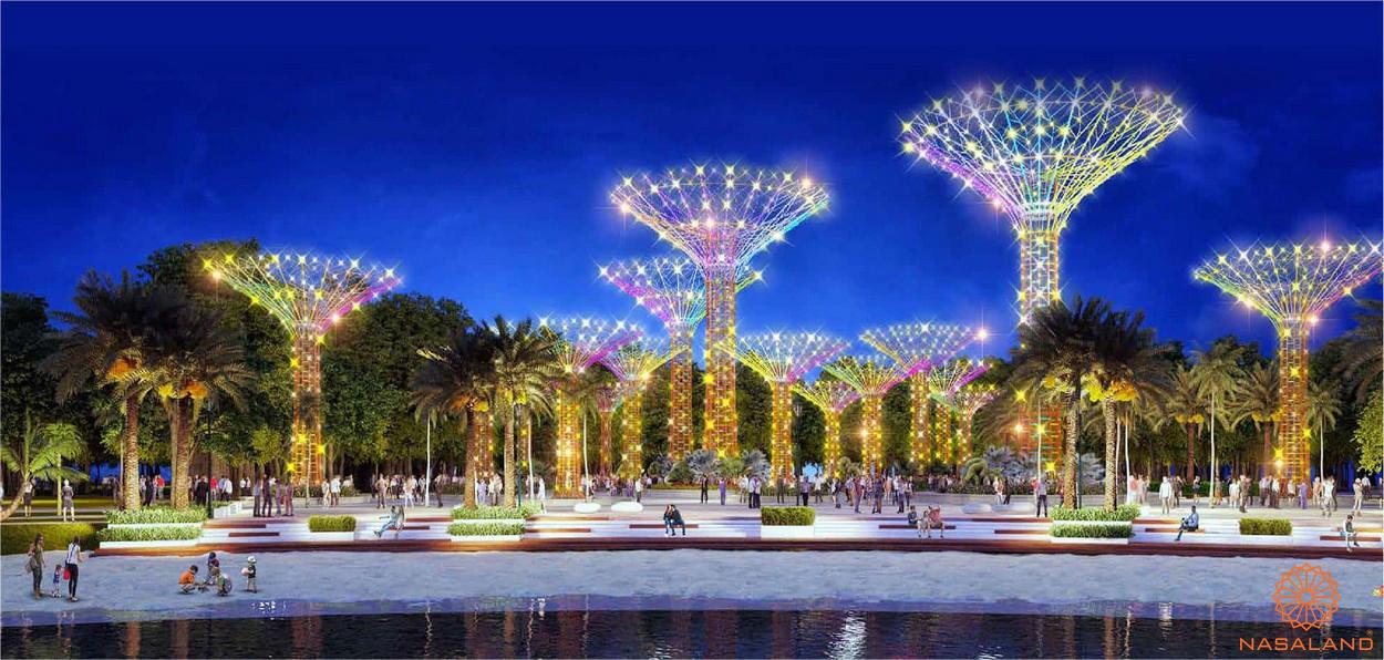 Công viên ánh sáng The Manhattan Glory
