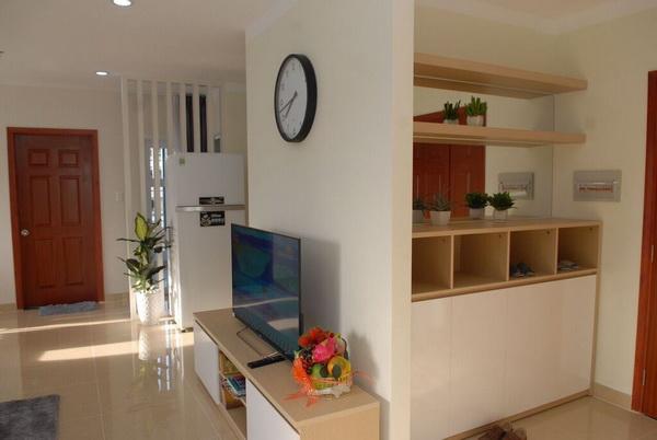 Nhà mẫu của chung cư TDH Phước Long