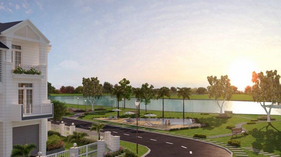 Nhà mẫu dự án căn hộ Hoja Villa Quận 9 Đường Trường Thạnh